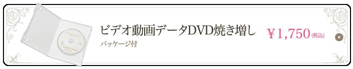 ビデオ動画データDVD焼き増し