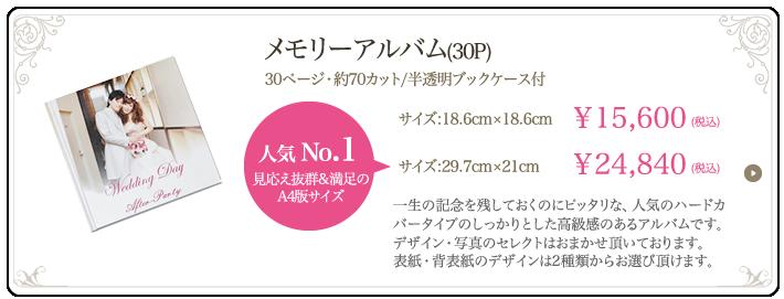 メモリーアルバム(30P)