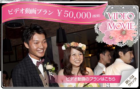 ビデオ動画プラン¥67,000
